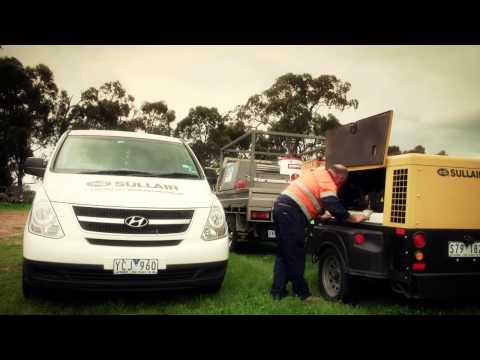 Sullair Australia Portable Air Compressors