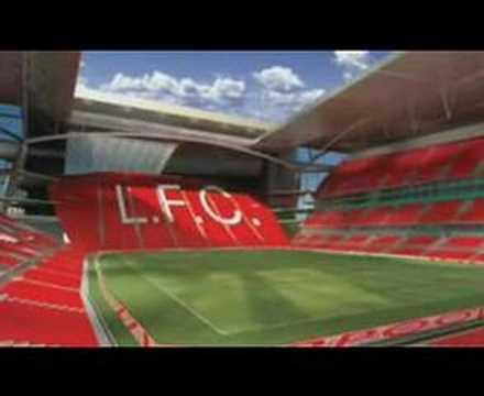 Tour virtual por el nuevo Anfield de Stanley Park
