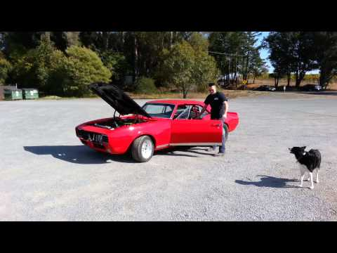 1967 Duramax Diesel Camaro goes for its first drive