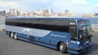 Greyhound Bus Prank Call