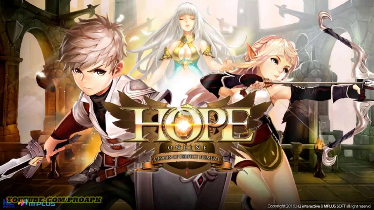 HOPE Online -城攻めアクションRPG-