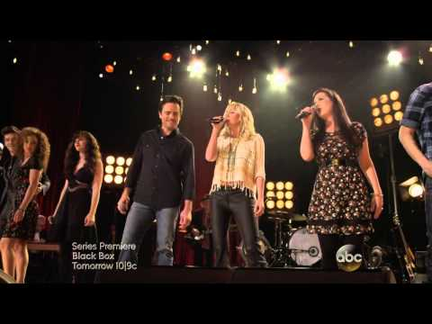 Nashville - A Life That's Good Live by Nashville Cast from Nashville On The Record Special Tags: Nashville Cast, A Life That's Good, On The Record, Special, Live.