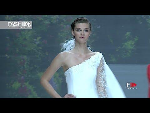 ANA TORRES Barcelona Bridal Fashion Week 2018 - Fashion Channel