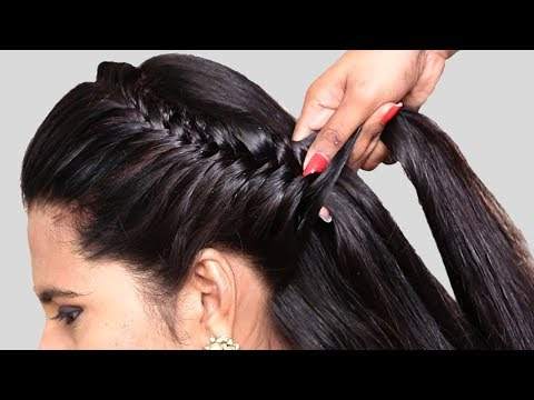 Different braid hairstyles for Girls  hairstyle for beginners step by step  hair style girl  2018