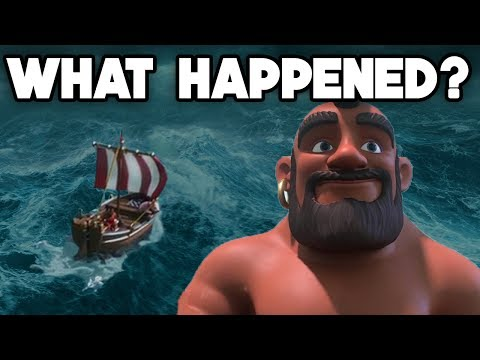 What Happened To The Barbarian? +Hog Rider & Wizard? Finishing The (6th) Captains Log 7th Commercial
