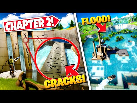 *NEW* FORTNITE SEASON 2 FLOOD EVENT *IN-GAME* IN CHAPTER 2! ALL DETAILS & LEAKS!: BR