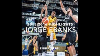 Jorge Ebanks Highlights 2015-2016