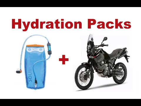 How to stay Hydrated on Motorcycle?