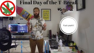 I made it! The final day of my tolerance break! Dispatches From the T-Break Day 30! by  Weeats Reviews