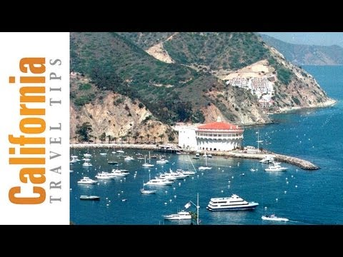 catalina - California travel expert Veronica Hill of http://www.CaliforniaTravelExpert.com tours Catalina Island in this episode of