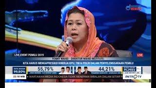Video Yenny Wahid: Waspadai Penunggang Gelap yang Ingin Indonesia 'Chaos' MP3, 3GP, MP4, WEBM, AVI, FLV April 2019