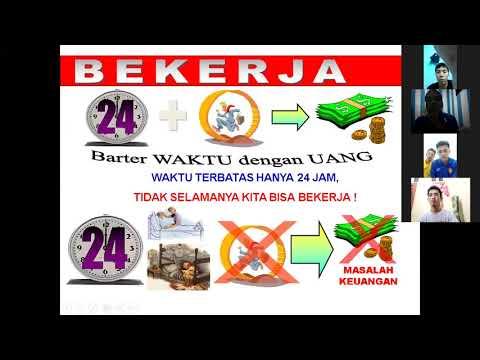 BOP Online Zoom 6 April : Presenter Erwin H,testimoni M.Sahid,P.Djuju dan Tpis sukses P.Ajang K
