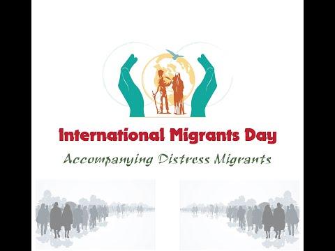 International Migrants Day - Recognising Distress Migrants