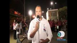 Entrevistas no Carnaval de Alvorada 2013