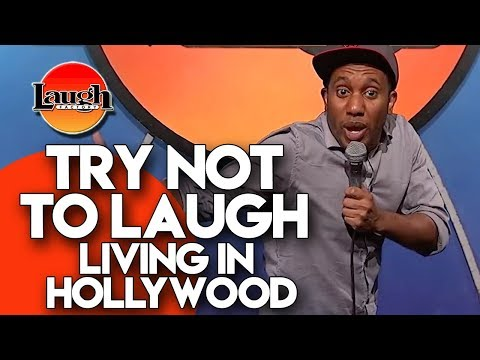 Try Not To Laugh | Living In Hollywood | Laugh Factory Stand Up Comedy