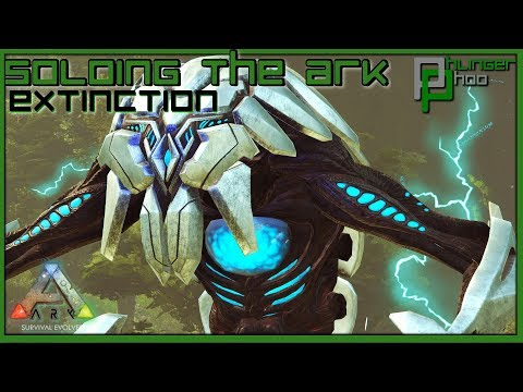 Soloing The Ark S4E188 - EXTINCTION BABY! HELL YEAH!