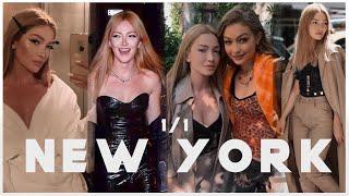 New York Vlogu | Gigi Hadid ile Tanıştım, Kendall Jenner ile Neler Yaşadım!