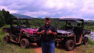10. 2017 Can-Am Defender HD10 XT vs. Polaris Ranger XP 1000 EPS