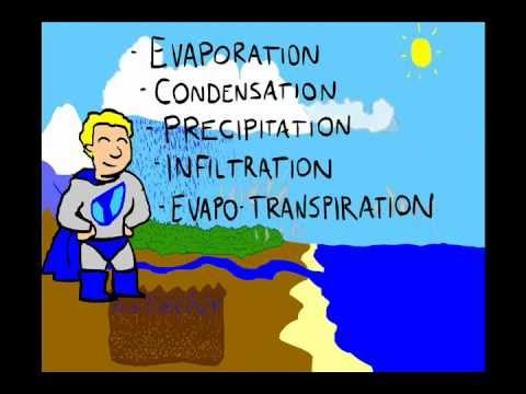 Define Water Cycle How to Define The Water Cycle
