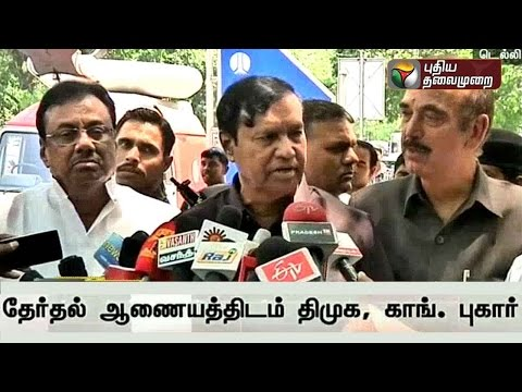Live-TR-Balu-press-meet-after-submitting-petition-with-Election-Commission