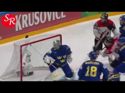 Канада - Швеция 6:0 | ЛУЧШИЕ МОМЕНТЫ | Чемпионат мира по хоккею 2016 (видео)