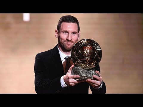 LIONEL MESSI WINS THE BALLON D'OR 2019 - Why Messi deserved it ahead of Van Dijk