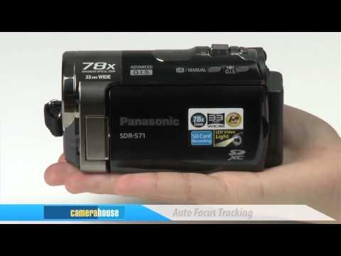 Panasonic Lumix SDR-S71 Review