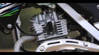 10. 2014 Kawasaki Klx 140