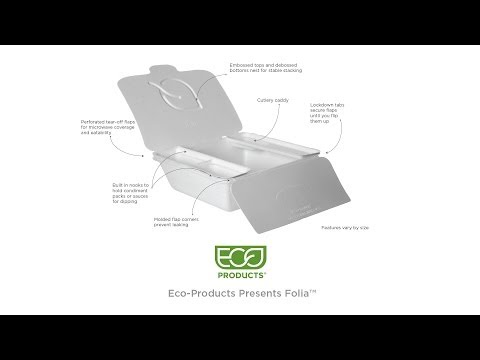 Eco-Products® Presents Folia