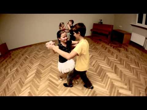 Deju nodarbības bērniem