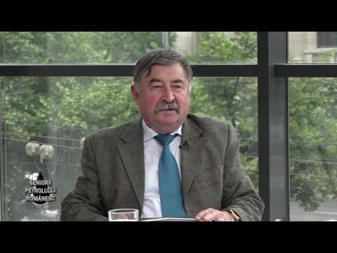 Emisiunea Seniorii Petrolului Românesc – 28 mai 2016 – Iulian Nistor