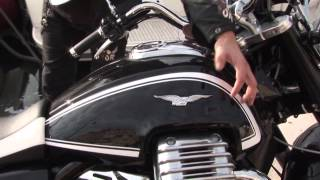 8. 2013 Moto Guzzi California 1400 Touring Full Review