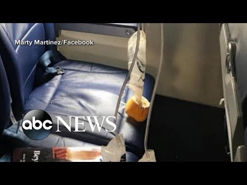 20/20 May 11 Part 2: 'It Was Terrifying,' Recalls Passenger On Deadly Southwest Flight