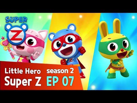 [Super Z 2] Little Hero Super Z New Season l episode 07 l Scary Crocodile