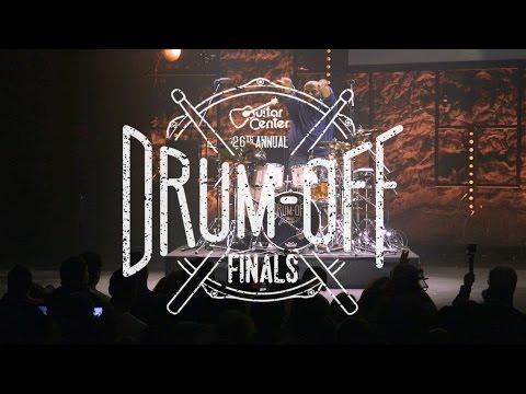 Clyde Frazier – Guitar Center 2014 Drum-Off Finalist