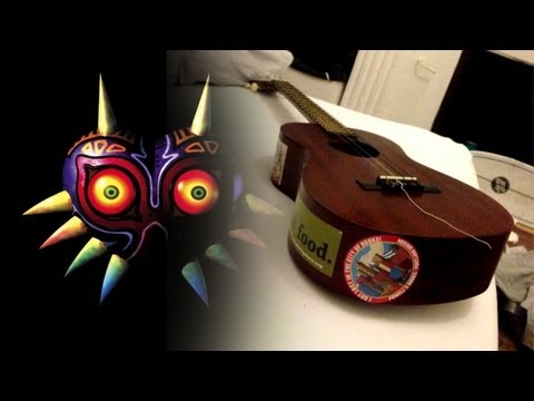 nintendo 3ds news - http://nintendo3dsblog.com 3DS News - Majora's Mask 3D & Return of the Ukulele *** THE STORIES MENTIONED IN THIS VIDEO: Miyamoto hasn't forgotten about the p...