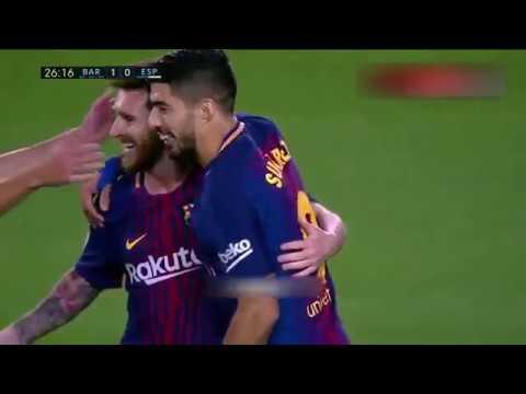Barcelona vs Espanyol 5 0   All Goals & Extended Highlights RESUMEN & GOLES 09 09 2017 HD