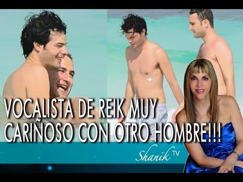 JESÚS DE REIK MUY CARIÑOSO CON OTRO HOMBRE!!! ShanikTv