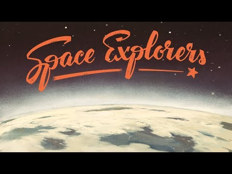 Space Explorers Board Game Trailer (English Edition)