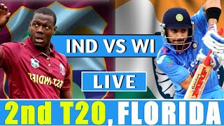INDIA VS WEST INDIES LIVE CRICKET MATCH TODAY T20 2019 LIVE IND VS WI LIVE