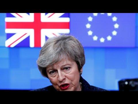 Με «άδεια χέρια» για το Brexit η Τερέζα Μέι