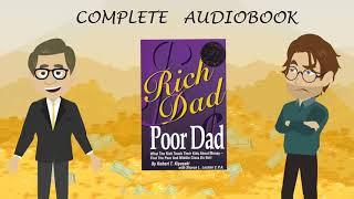 Rich Dad Poor Dad Audiobook business development