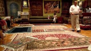 Turkish Carpet Weaving