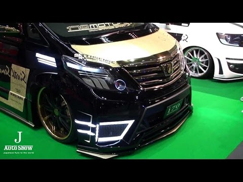 (HD)Osaka Automesse 2012-1BOX Car booth(大阪オートメッセ)