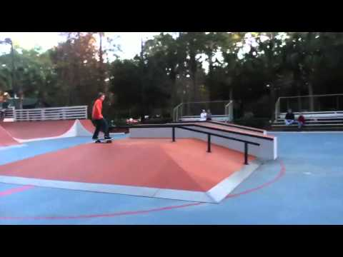 Heelflip at Bristol Skatepark in Hilton Head Island