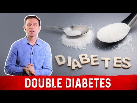 Diabetic diet - What to do if you have Double Diabetes