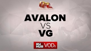 Avalon vs VG, game 1