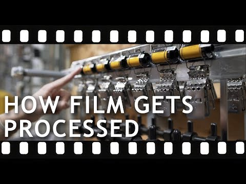 How Does Film Get Processed?
