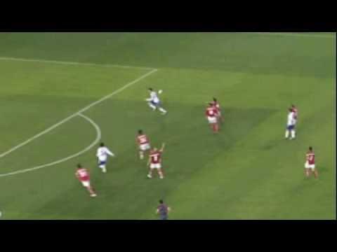 Goles de Arizmendi con el Zaragoza