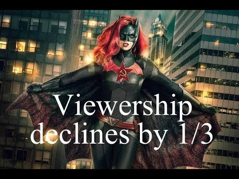 The CW's Batwoman shows no understandable character motives as ratings tank
